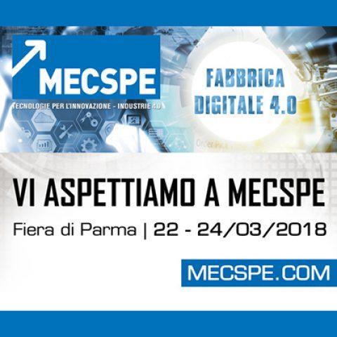 Incas ti aspetta al MECSPE 2018