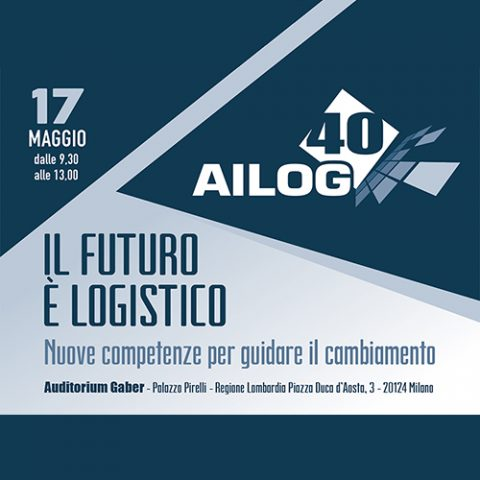 Incas ha partecipato all'evento AILOG 40