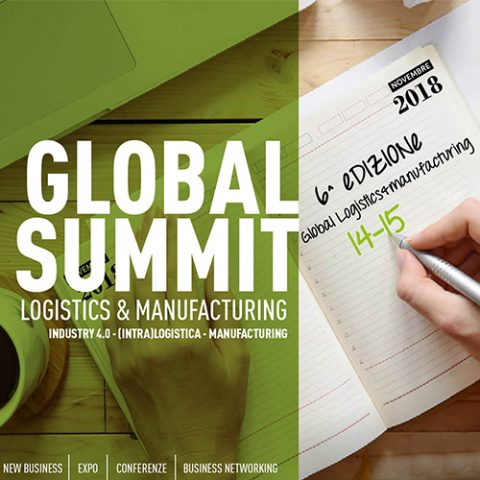 Global Summit Logistics & Manufacturing | 14-15 novembre 2018
