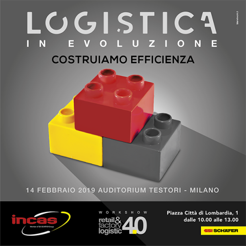 Logistica in evoluzione | 14 febbraio 2019